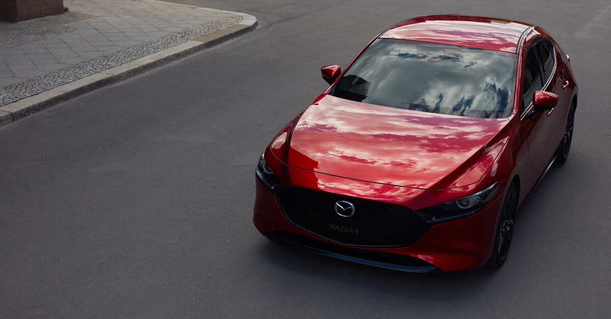 2019 M3 HB BIP 4 All New Mazda3 Launch Campaign SOM Ongoing Unique Values Global TW 14