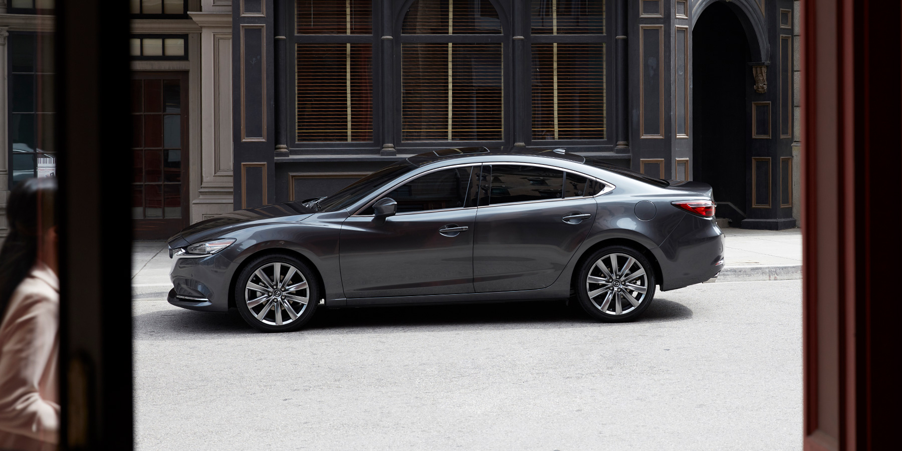 Mazda6 Features Safety Hero