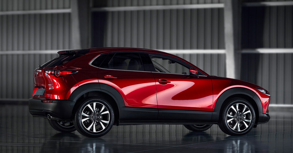 2019 CX30 Campaign SOM Reveal Exterior TW